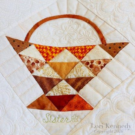 Good Morning, Quilters!Last week, I outlinedSix Ways to Ruin Your Quilt with Quilting.For the next six weeks we will tackle the factors that lead to our overall FEAR of machine quilting. By ...