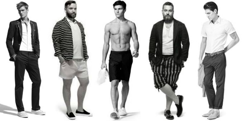 It might seem obvious, but we're not all the same shape when it comes to our bodies. There are many dimensions from which men differ from one another, so here's our style guide on how to dress for ...