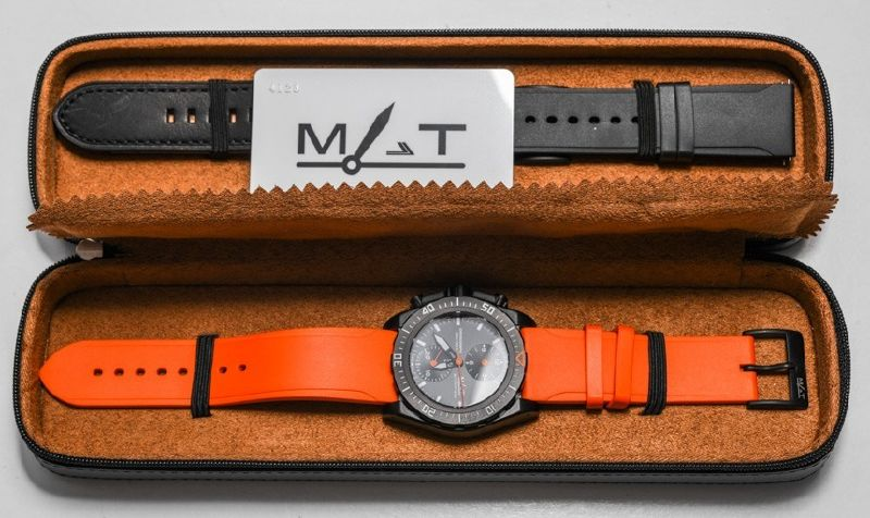 Until Baselworld 2015, I had not heard about Paris-based French brandMAT Watches. As such, it was in the busy little town of Basel that I met the founder of the company and first saw some of ...
