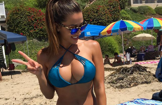 Ana Cheri, Instagram